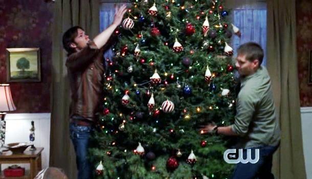3x08 christmas tree