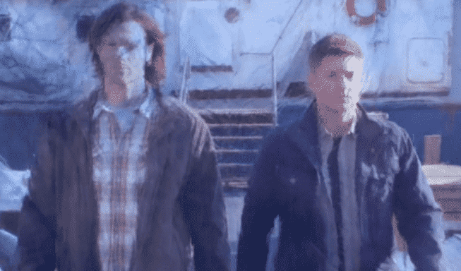 fake sam and dean