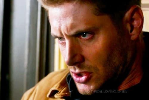 Dean beats Abaddon