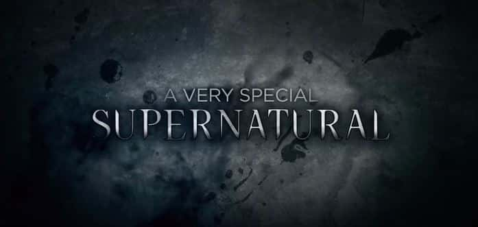 a very special supernatural