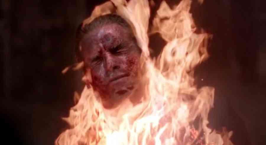 burnt demon