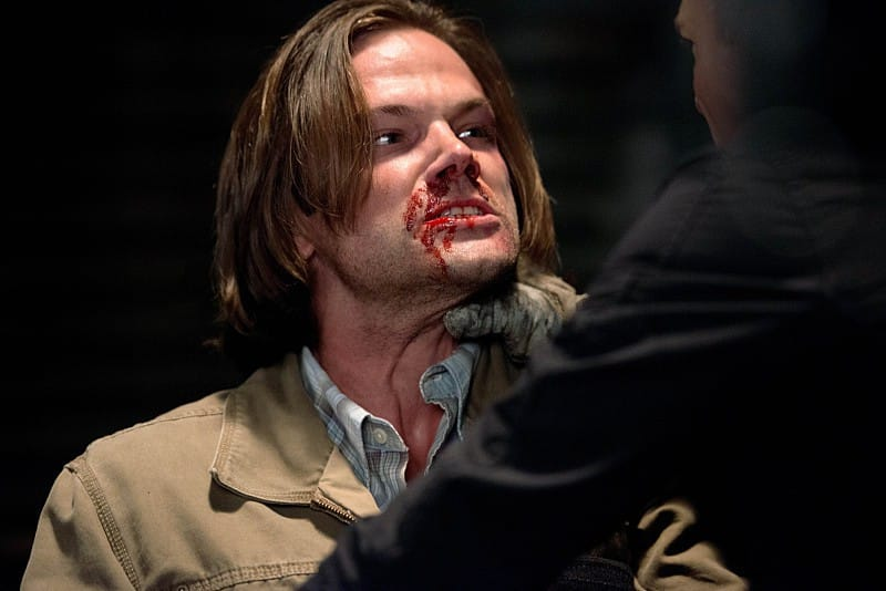 supernatural 10x02 promo photos cole and sam