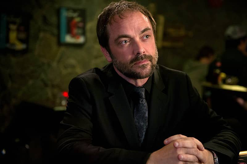 supernatural 10x02 promo photos crowley