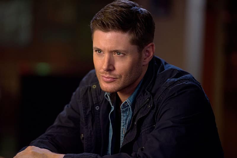 supernatural 10x02 promo photos demon dean
