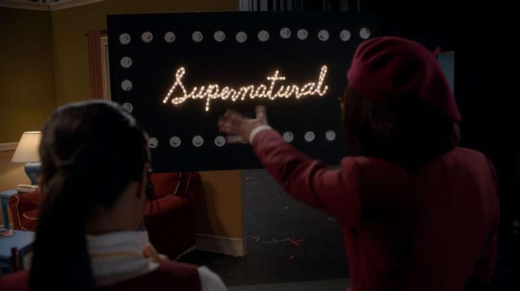 fan fiction supernatural logo