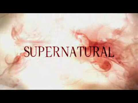 supernatural season 5 logo opening card | Οδηγός Επεισοδίων