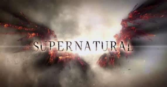 supernatural season 9 logo opening card | Οδηγός Επεισοδίων