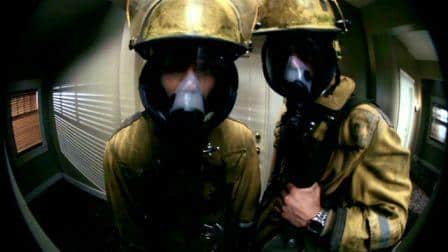 Winchesters Firemen disguise