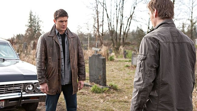 Supernatural_5x22 Swan Song Stull cemetery Dean Adam-Michael