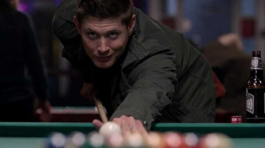 10x17 inside man - dean billiards smiling