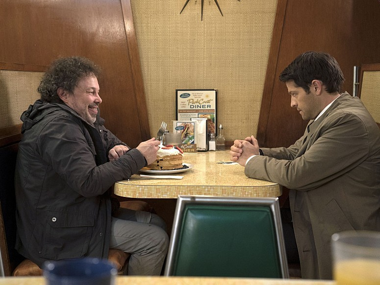 cas metatron eating