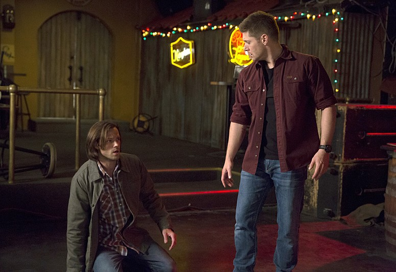 10x23 Promo photos - brother's keeper - season finale - dean sam 2