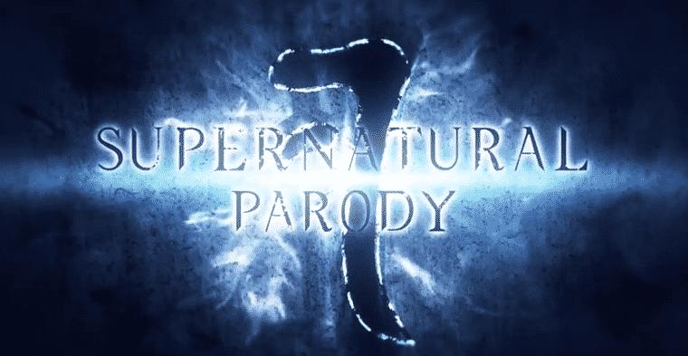 supernatural parody
