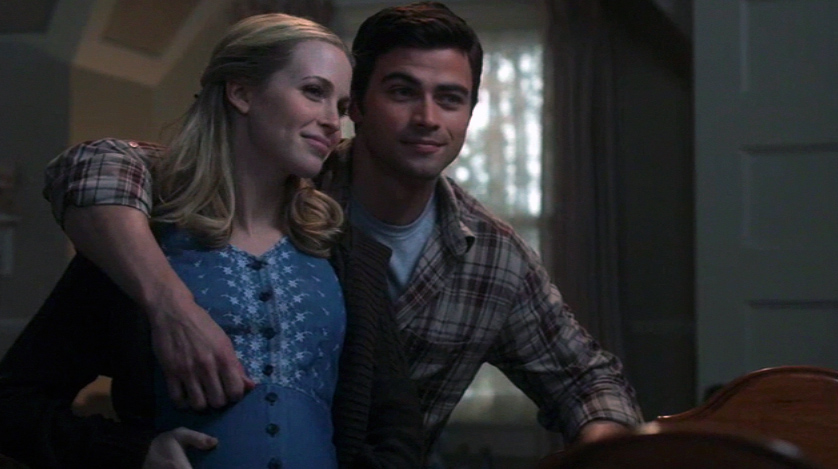 5x13 The Song Remains the Same matt cohen Young John & Mary pregnant