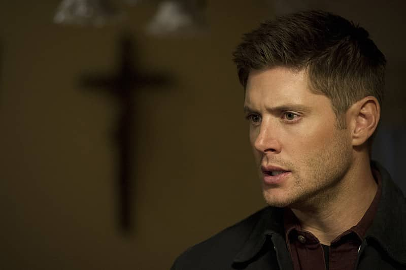 "Supernatural -- ""Form and Void"" -- Image SN1103A_0232.jpg -- Pictured (L-R): Jensen Ackles as Dean - Photo: Carole Segal/The CW -- © 2015 The CW Network, LLC. All Rights Reserved."
