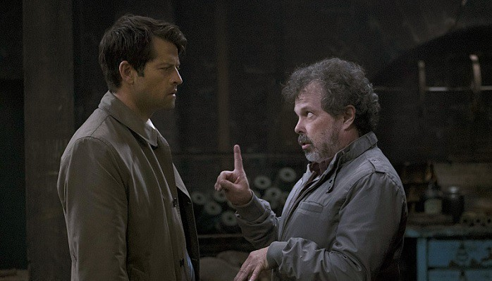 castiel and metatron 11x06 3