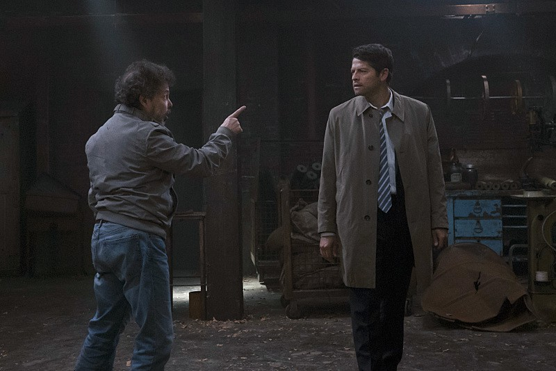 castiel and metatron 11x06