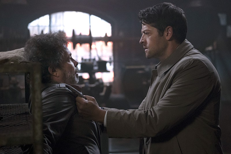 castiel vs metatron 11x06