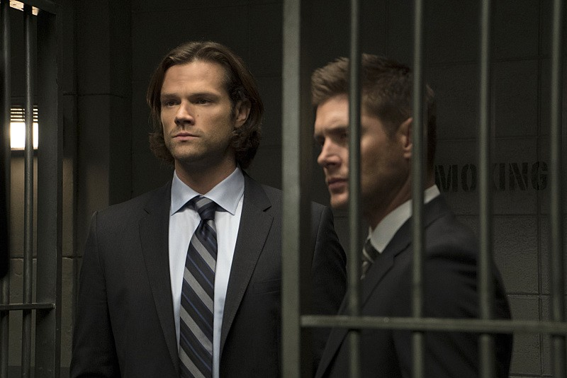 sam and dean suits winchester 11x06
