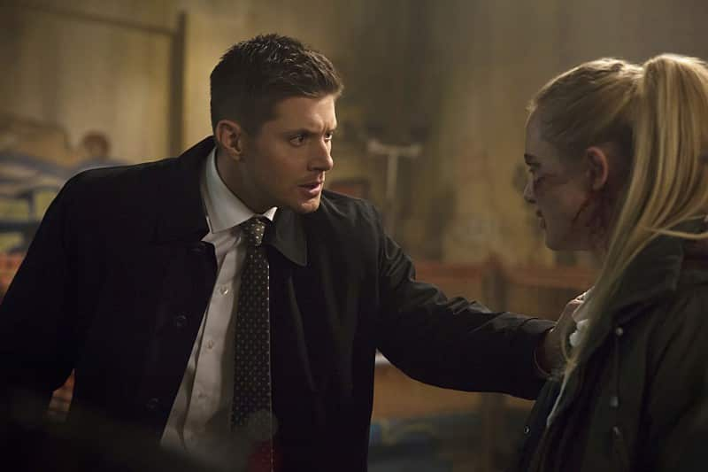 11x12 - Don't You Forget About Me Jensen Ackles Dean Kathryn Love Newton Claire Novak bloody