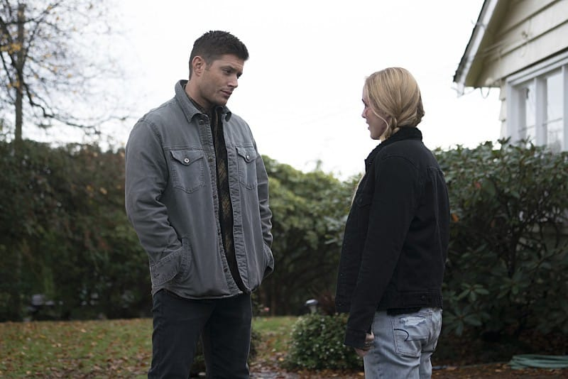11x12 - Don't You Forget About Me Jensen Ackles Dean Kathryn Love Newton Claire Novak
