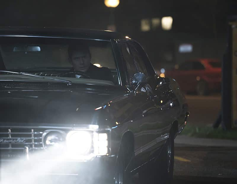 11x12 - Don't You Forget About Me Jensen Ackles Dean impala 2