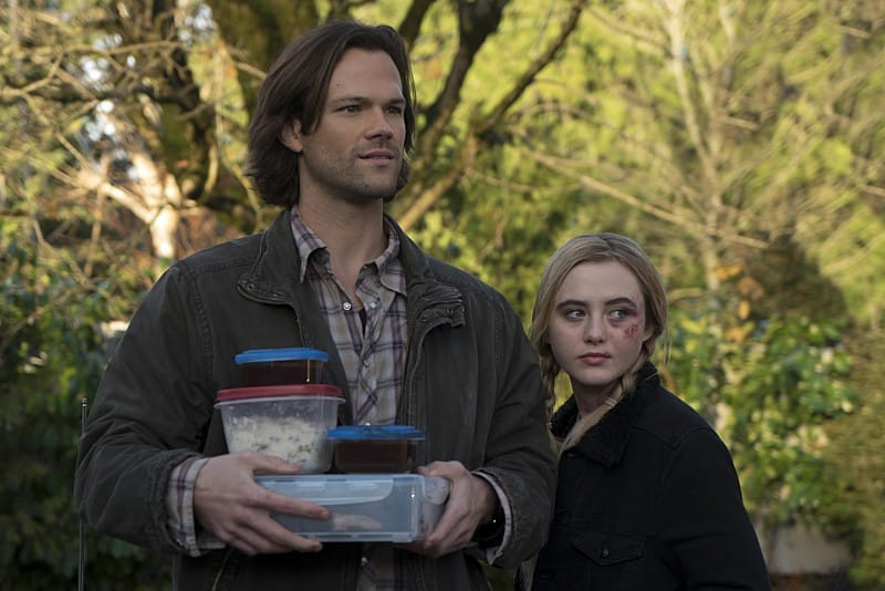 11x12 - Don't You Forget About Me Sam Jared Padalecki Kathryn Love Newton Claire Novak