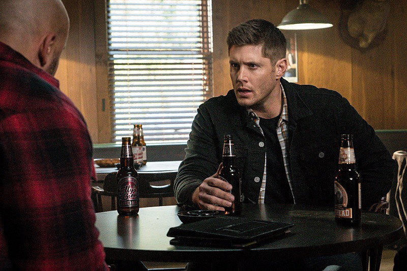 The Chitters 11x19 jensen ackles dean