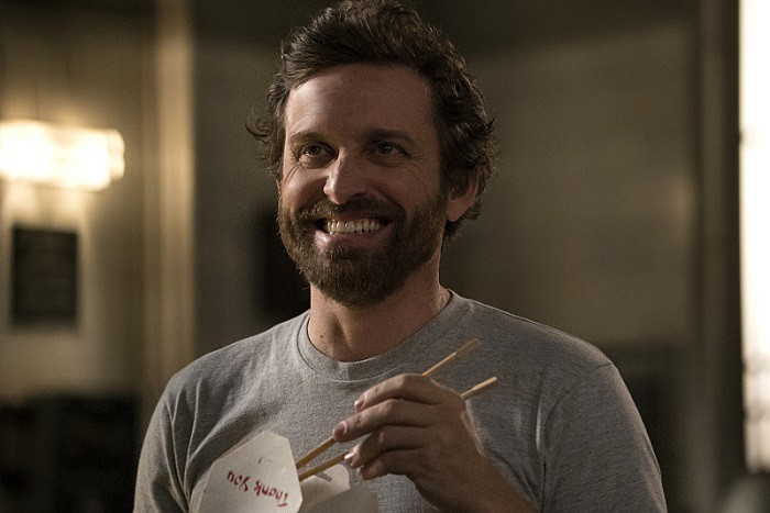 11x21 All In The Family Rob Benedict as Chuck Shurley god