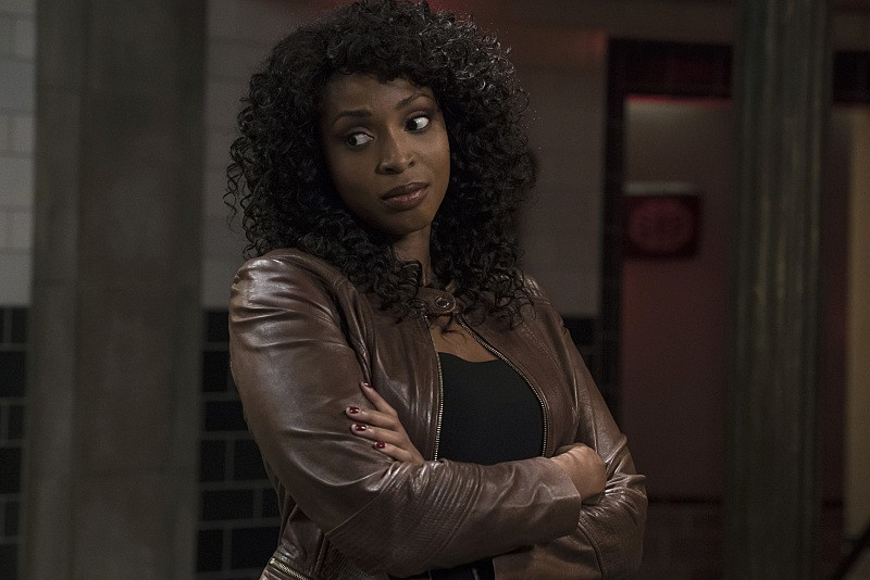 11x23 Alpha and Omega season finale Lisa Berry as Billie