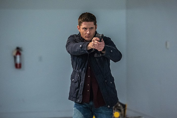 "Supernatural -- ""The One You've Been Waiting For"" -- SN1205a_0370.jpg -- Pictured: Jensen Ackles as Dean -- Photo: Dean Buscher/The CW -- © 2016 The CW Network, LLC. All Rights Reserved"